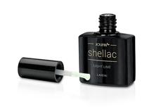 Jolifin LAVENI Shellac - light lime 12ml