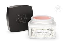 Jolifin LAVENI PRO - Fiberglas-Gel milky make-up 30ml