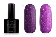 Jolifin LAVENI Shellac - FlashOn purple 12ml