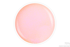 Jolifin LAVENI Shellac - pastell-apricot pearl 12ml
