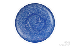 Jolifin LAVENI Shellac - Cat-Eye neon-blue 12ml