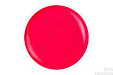 Jolifin LAVENI Shellac - Sand-Effect neon-watermelon 12ml