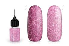 Jolifin LAVENI Diamond Dust - FlashOn pastell-rose