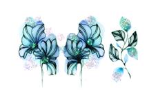 Jolifin Trend Tattoo Irisierend Nr. 1