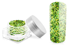 Jolifin Diamond Glitter grün