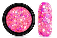 Jolifin LAVENI Festival Glitter - pastell neon-pink