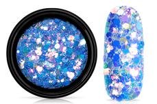 Jolifin LAVENI Festival Glitter - royal blue