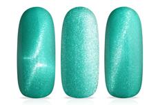 Jolifin LAVENI Shellac - Diamond Cat-Eye smaragd 12ml