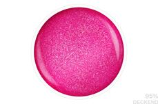 Jolifin LAVENI Shellac - Diamond Cat-Eye neon-magenta 12ml