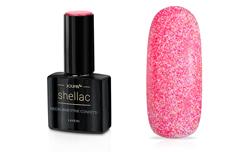 Jolifin LAVENI Shellac - neon-babypink confetti 12ml