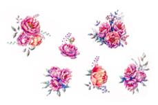 Jolifin LAVENI 3D Tattoo - Nr. 79