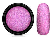 Jolifin LAVENI Matt Sugar Glitter - pink lavender