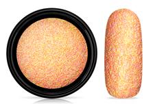 Jolifin LAVENI Matt Sugar Glitter - lemon coral