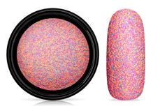 Jolifin LAVENI Matt Sugar Glitter - candy pink