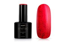 Jolifin LAVENI Shellac - Sand-Effect red 12ml