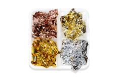 Jolifin Magic Soft-Foil Display - gold colors