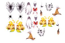 Jolifin Trend Tattoo - Halloween Nr. 2