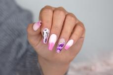 Jolifin LAVENI Shellac - Thermo pastell lilac-babypink 12ml