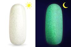 Jolifin LAVENI Shellac - nightshine white gloss 12ml