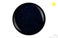 Jolifin LAVENI Shellac - nightshine blue night 12ml