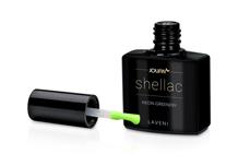 Jolifin LAVENI Shellac - neon-greenery 12ml