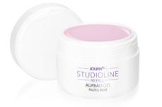 Jolifin Studioline Refill - Aufbau-Gel pastell rosé 250ml