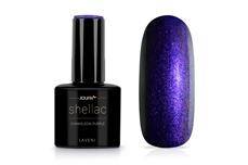 Jolifin LAVENI Shellac - chameleon purple 12ml