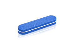 Jolifin Mini Bufferfeile 100/180 - blau