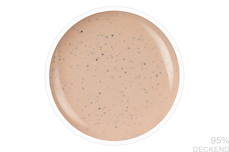 Jolifin LAVENI Shellac - sand-effect beige 12ml