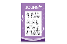 Jolifin Trend Tattoo Silber Nr. 3