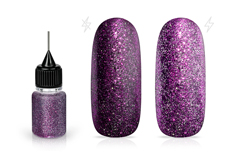 Jolifin LAVENI Diamond Dust - FlashOn violet galaxy