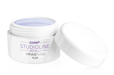 Jolifin Studioline 1Phasen-Gel klar 30ml - Refill