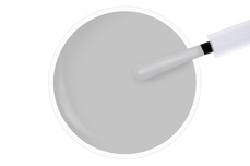 Jolifin Stamping-Lack - pastell-grey 12ml