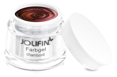 Jolifin Farbgel 4plus chambord 5ml