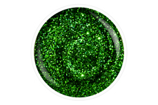 Jolifin Farbgel green Glitter 5ml
