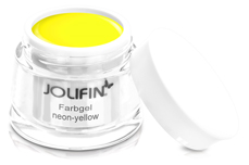 Jolifin Farbgel 4plus neon-yellow 5ml