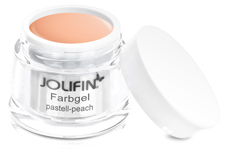 Jolifin Farbgel pastell-peach 5ml