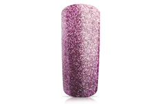 Jolifin Farbgel pink Glitter 5ml