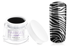 Jolifin Farbgel pure-black 5ml