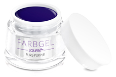 Jolifin Farbgel pure-purple 5ml