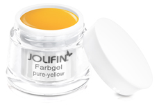 Jolifin Farbgel 4plus pure-yellow 5ml