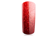Jolifin Farbgel red Glitter 5ml