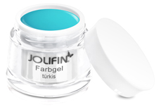 Jolifin Farbgel 4plus t�rkis 5ml