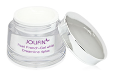 Jolifin Dreamline 4plus Pearl French-Gel white 15ml