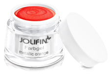 Jolifin Farbgel metallic orange 5ml