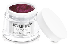 Jolifin Farbgel 4plus metallic purple 5ml