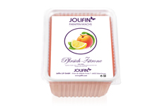 Jolifin Paraffin Ersatzblock pfirsich/zitrone (1 Liter)