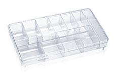 500er Plexiglas - Tipbox Leer