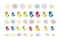 Jolifin Crazy Color Sticker 7