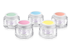 Jolifin Pastell-Farbgel Set